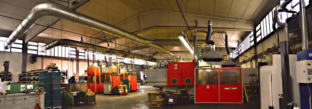 pressa per stampaggio a compressione da 100 tonnellate